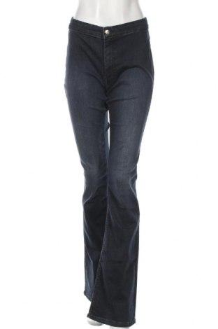 Blugi de femei ONLY, Mărime XL, Culoare Albastru, 92% bumbac, 8% elastan, Preț 195,63 Lei