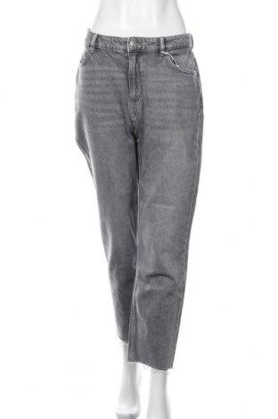 Blugi de femei ONLY, Mărime L, Culoare Gri, 99% bumbac, 1% elastan, Preț 228,79 Lei