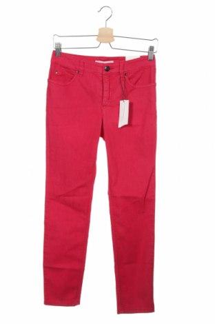 Дамски дънки Oui, Размер XS, Цвят Розов, 67% памук, 29% полиестер, 4% еластан, Цена 132,30лв.