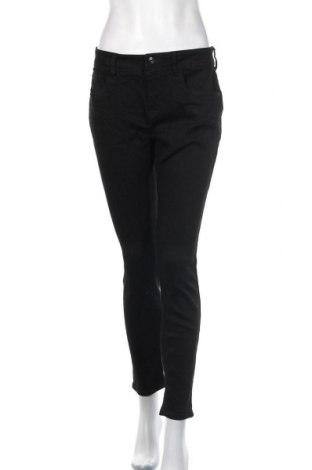 Dámské džíny  Street One, Velikost M, Barva Černá, 73% bavlna, 23% polyester, 3% viskóza, 1% elastan, Cena  542,00Kč