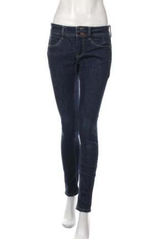 Dámské džíny  Street One, Velikost M, Barva Modrá, 63% bavlna, 23% polyester, 12% viskóza, 2% elastan, Cena  542,00Kč
