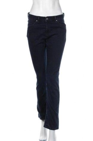 Dámské džíny  Wrangler, Velikost M, Barva Modrá, 74% bavlna, 26% elastan, Cena  829,00Kč
