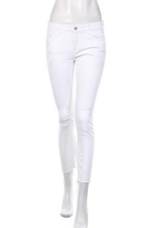Dámské džíny  Zara, Velikost M, Barva Bílá, Cena  503,00Kč