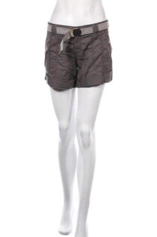 Pantaloni scurți de femei Edc By Esprit, Mărime L, Culoare Gri, Bumbac, Preț 56,37 Lei