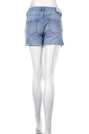 Pantaloni scurți de femei Edc By Esprit, Mărime S, Culoare Albastru, 98% bumbac, 2% elastan, Preț 56,37 Lei