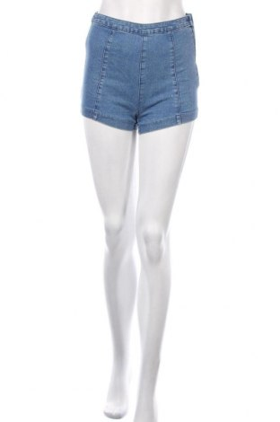 Dámské kraťasy  H&M, Velikost XS, Barva Modrá, 80% bavlna, 19% polyester, 1% elastan, Cena  271,00Kč