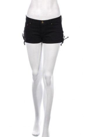 Dámské kraťasy  H&M, Velikost S, Barva Černá, 79% bavlna, 19% polyester, 2% elastan, Cena  574,00Kč