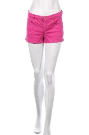 Dámské kraťasy  H&M, Velikost S, Barva Růžová, 97% bavlna, 3% elastan, Cena  399,00Kč