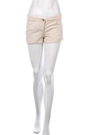 Dámské kraťasy  H&M, Velikost S, Barva Béžová, 98% bavlna, 2% elastan, Cena  606,00Kč
