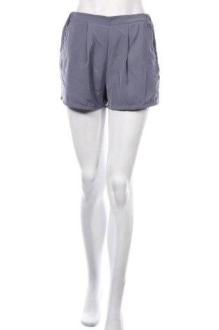 Pantaloni scurți de femei ONLY, Mărime S, Culoare Gri, Poliester, Preț 69,63 Lei
