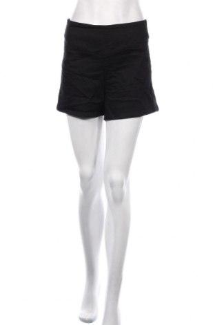 Pantaloni scurți de femei Vero Moda, Mărime XL, Culoare Negru, 62% bumbac, 36% 2% elastan, Preț 79,58 Lei