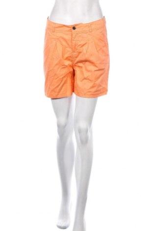 Pantaloni scurți de femei Vero Moda, Mărime S, Culoare Portocaliu, Bumbac, Preț 63,00 Lei
