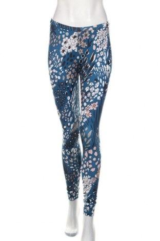 Dámské legíny  Adidas Originals, Velikost M, Barva Modrá, 87% polyester, 13% elastan, Cena  550,00Kč