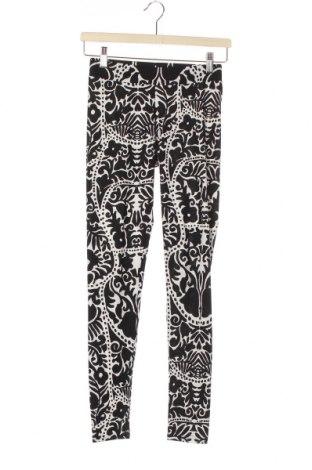 Γυναικείο κολάν H&M, Μέγεθος XS, Χρώμα Μαύρο, 95% πολυεστέρας, 5% ελαστάνη, Τιμή 14,29€