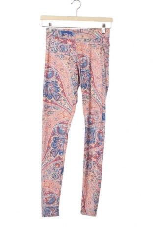 Γυναικείο κολάν H&M, Μέγεθος XS, Χρώμα Πολύχρωμο, 95% βαμβάκι, 5% ελαστάνη, Τιμή 14,29€