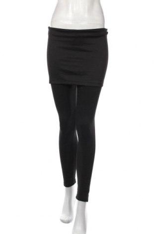 Fustă-pantalon Reebok, Mărime S, Culoare Negru, 95% poliester, 5% elastan, Preț 86,21 Lei