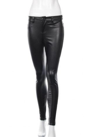 Pantaloni de piele pentru damă ONLY, Mărime S, Culoare Negru, Piele ecologică, Preț 212,21 Lei