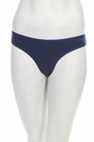 Γυναικείο σετ Skiny, Μέγεθος M, Χρώμα Μπλέ, 95% βαμβάκι, 5% ελαστάνη, Τιμή 9,28€