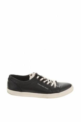 Dámské boty  Calvin Klein Jeans, Velikost 38, Barva Černá, Eko kůže, Cena  706,00Kč