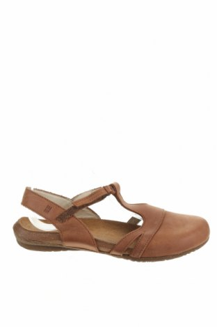 Дамски обувки El Naturalista, Размер 38, Цвят Кафяв, Естествена кожа, Цена 104,25лв.