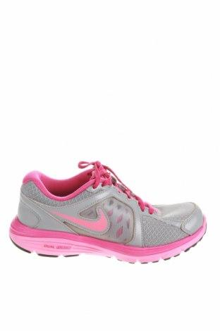 Încălțăminte de damă Nike, Mărime 37, Culoare Gri, Textil, Preț 157,90 Lei