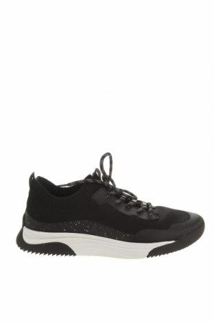 Încălțăminte de damă Zara, Mărime 39, Culoare Negru, Textil, piele ecologică, Preț 133,22 Lei