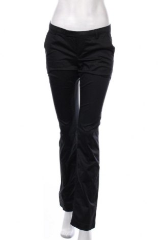 Pantaloni de femei Boss Orange, Mărime M, Culoare Albastru, Preț 190,99 Lei