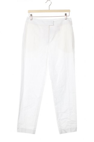Дамски панталон Cacharel, Размер XS, Цвят Бял, 98% памук, 2% еластан, Цена 291,75лв.
