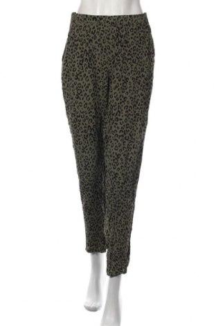 Γυναικείο παντελόνι Coop, Μέγεθος L, Χρώμα Πράσινο, 100% βισκόζη, Τιμή 16,89€