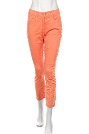 Дамски панталон Elsa, Размер S, Цвят Оранжев, Цена 19,95лв.