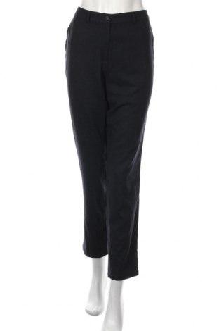 Damskie spodnie Esprit, Rozmiar L, Kolor Niebieski, 64% poliester, 34% wiskoza, 2% elastyna, Cena 84,00zł