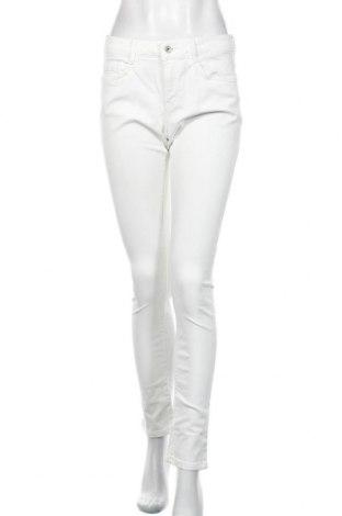 Damskie spodnie Esprit, Rozmiar M, Kolor Biały, Cena 84,00zł