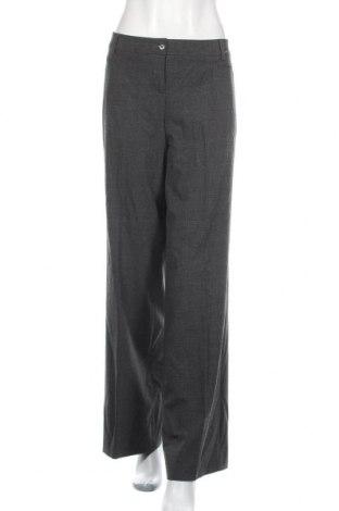 Pantaloni de femei Esprit, Mărime M, Culoare Gri, 62% poliester, 33% viscoză, 5% elastan, Preț 228,79 Lei