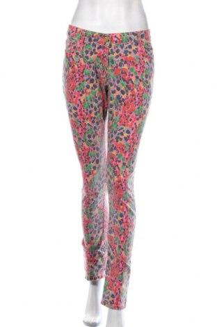 Pantaloni de femei Essentiel, Mărime L, Culoare Multicolor, 98% bumbac, 2% elastan, Preț 107,43 Lei