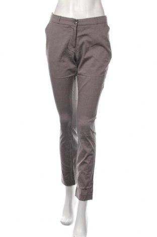 Dámské kalhoty  H&M, Velikost S, Barva Šedá, 98% bavlna, 2% elastan, Cena  542,00Kč