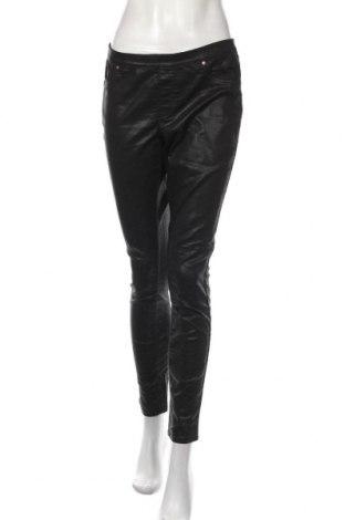 Dámské kalhoty  H&M, Velikost M, Barva Černá, 58% bavlna, 39% polyester, 3% elastan, Cena  510,00Kč