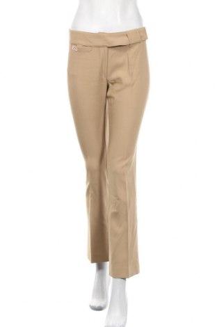 Γυναικείο παντελόνι Miss Sixty, Μέγεθος M, Χρώμα  Μπέζ, Πολυεστέρας, Τιμή 33,77€