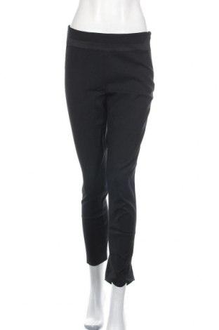 Дамски панталон Patrizia Aryton, Размер M, Цвят Черен, 65% памук, 32% вискоза, 3% еластан, Цена 119,25лв.