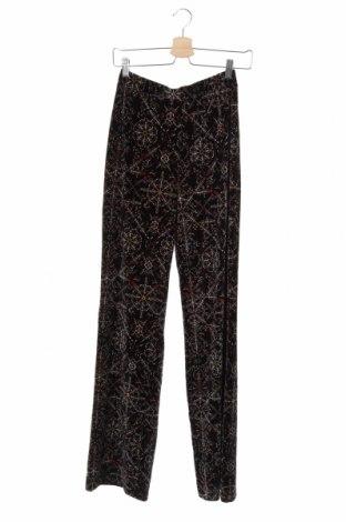 Дамски панталон Pepe Jeans, Размер XS, Цвят Многоцветен, 92% полиестер, 8% еластан, Цена 118,30лв.