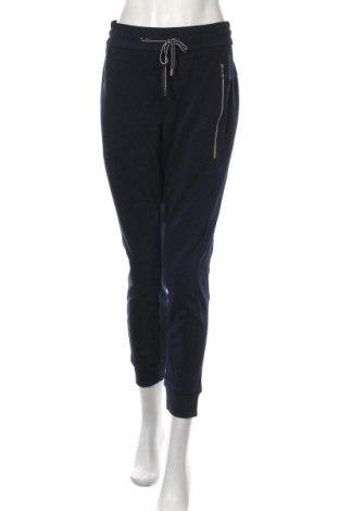 Pantaloni de femei Street One, Mărime M, Culoare Albastru, 96% poliester, 4% elastan, Preț 106,11 Lei