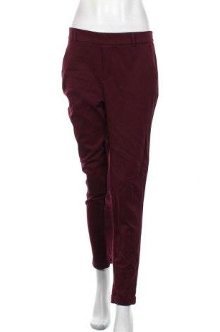 Γυναικείο παντελόνι Vero Moda, Μέγεθος M, Χρώμα Κόκκινο, Τιμή 22,08€