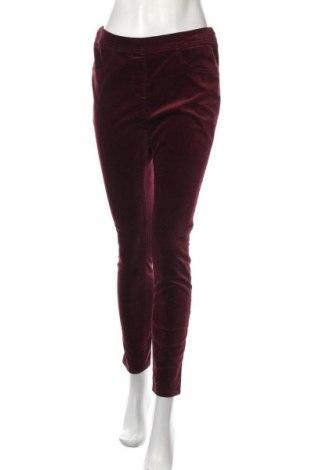 Pantaloni de femei White Stuff, Mărime M, Culoare Roșu, 98% bumbac, 2% elastan, Preț 92,84 Lei