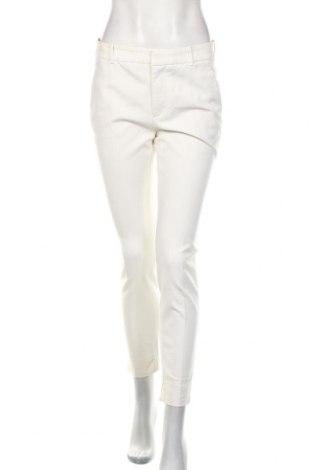 Damskie spodnie Zara, Rozmiar S, Kolor Biały, Cena 94,50zł