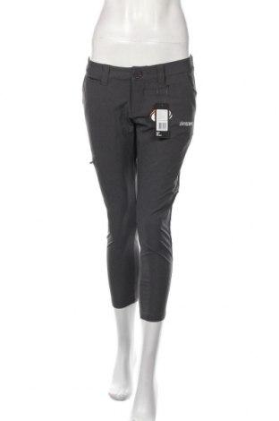 Дамски панталон Zimtstern, Размер S, Цвят Сив, 66% полиамид, 28% полиестер, 6% еластан, Цена 126,75лв.