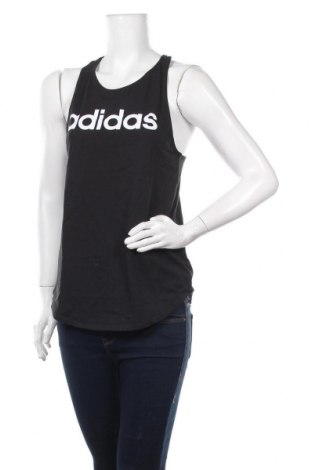 Dámské tilko  Adidas, Velikost S, Barva Černá, Bavlna, Cena  941,00Kč