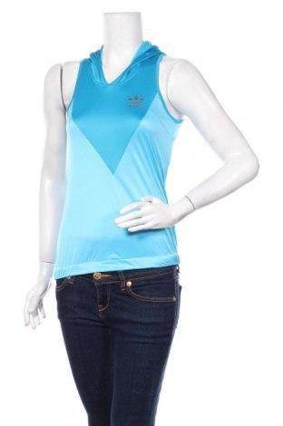 Dámské tilko  Adidas Originals, Velikost S, Barva Modrá, Polyester, Cena  347,00Kč