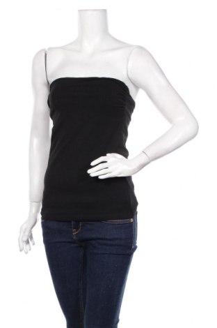 Дамски потник H&M, Размер M, Цвят Черен, 95% памук, 5% еластан, Цена 15,75лв.