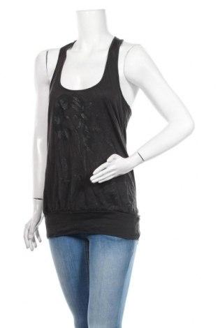 Γυναικείο αμάνικο μπλουζάκι Joop!, Μέγεθος S, Χρώμα Γκρί, 50% βαμβάκι, 50% μοντάλ, Τιμή 36,19€