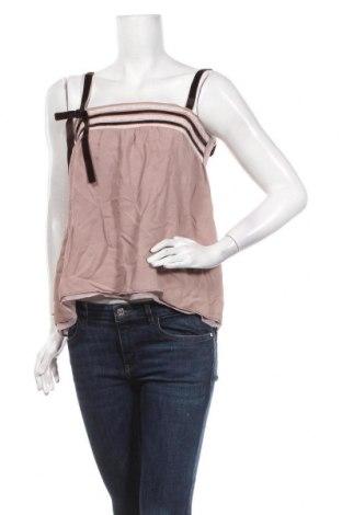 Tricou de damă Maje, Mărime S, Culoare Mov deschis, Mătase, Preț 271,89 Lei