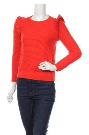 Γυναικείο πουλόβερ, Μέγεθος S, Χρώμα Πορτοκαλί, 90% βισκόζη, 10% πολυαμίδη, Τιμή 15,59€